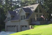 Traditional Style House Plan - 1 Beds 1.5 Baths 1220 Sq/Ft Plan #81-13913 Exterior - Front Elevation