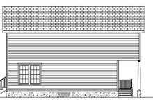 House Plan Design - Traditional Exterior - Other Elevation Plan #1061-33
