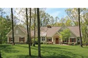 Craftsman Style House Plan - 4 Beds 3 Baths 3945 Sq/Ft Plan #928-207 Exterior - Front Elevation