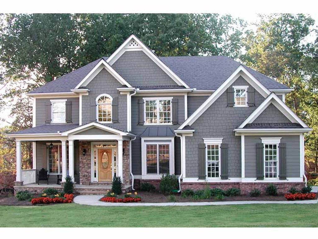 Traditional style house plan 5 beds 4 baths 3054 sq ft for Eplan login