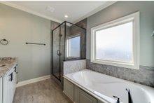 Craftsman Interior - Master Bathroom Plan #430-172
