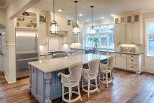 House Plan Design - Country Interior - Kitchen Plan #928-337