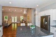 Craftsman Style House Plan - 4 Beds 3.5 Baths 2251 Sq/Ft Plan #119-425 Interior - Kitchen