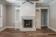 House Plan Design - Country Interior - Family Room Plan #430-194