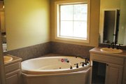 Southern Style House Plan - 3 Beds 2 Baths 1635 Sq/Ft Plan #21-277 Interior - Master Bathroom