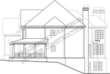 Country Exterior - Other Elevation Plan #927-641