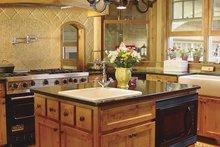 Home Plan - Country Interior - Kitchen Plan #320-993