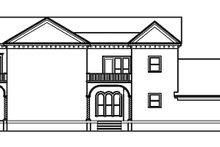 House Plan Design - Mediterranean Exterior - Other Elevation Plan #1047-35