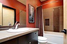 Modern Interior - Bathroom Plan #132-221
