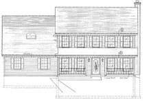 Country Exterior - Front Elevation Plan #405-314