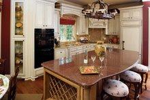 Craftsman Interior - Kitchen Plan #929-932