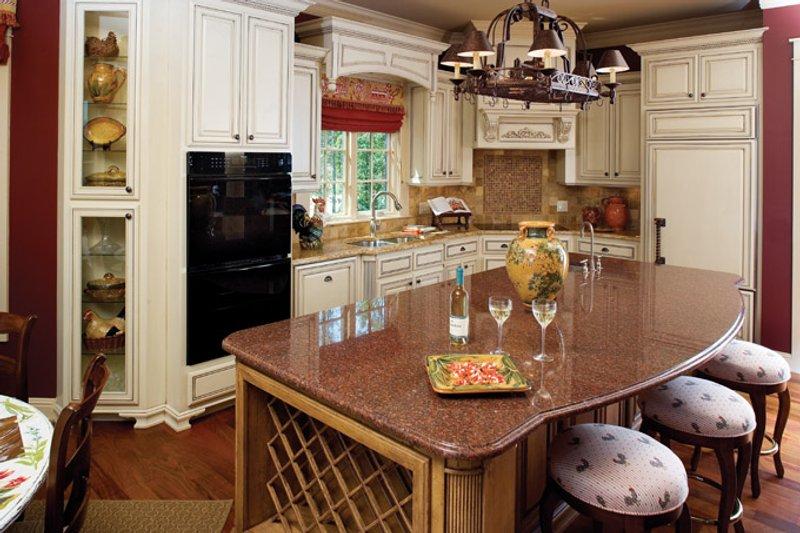 Craftsman Interior - Kitchen Plan #929-932 - Houseplans.com