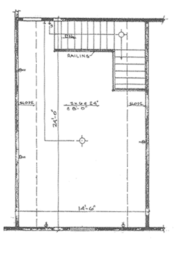 Ranch Floor Plan - Other Floor Plan Plan #405-300