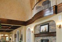 Prairie Interior - Family Room Plan #132-354