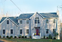 House Plan Design - Colonial Exterior - Front Elevation Plan #1061-5