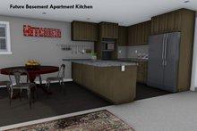 Dream House Plan - Future Finished Basement Apartment