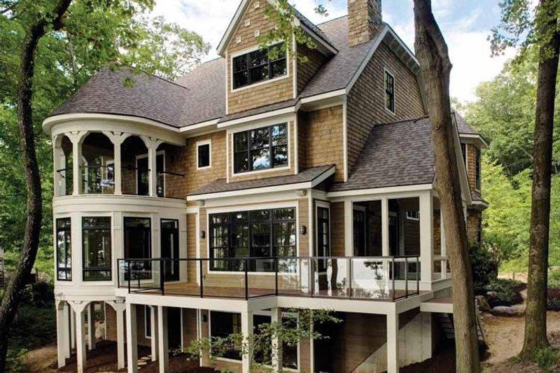Craftsman Exterior - Other Elevation Plan #928-71 - Houseplans.com