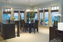 Home Plan - Craftsman Interior - Dining Room Plan #929-872