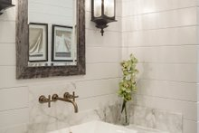 Dream House Plan - Upstairs Bathroom - 4900 square foot Colonial home