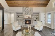 Cottage Style House Plan - 4 Beds 3.5 Baths 4420 Sq/Ft Plan #132-568 Interior - Other