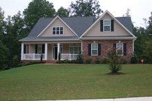 House Design - Craftsman Exterior - Front Elevation Plan #927-310