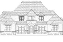 Home Plan - Prairie Exterior - Front Elevation Plan #937-31