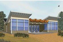 House Plan Design - Exterior - Front Elevation Plan #569-3