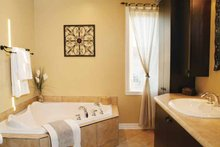 Country Interior - Bathroom Plan #23-2346