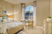 Mediterranean Style House Plan - 3 Beds 3 Baths 3083 Sq/Ft Plan #930-448 Interior - Bedroom