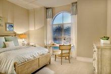 Mediterranean Interior - Bedroom Plan #930-448
