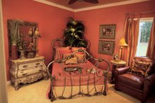 House Plan Design - Traditional Interior - Bedroom Plan #37-274