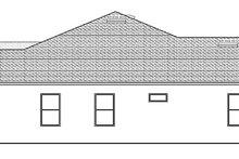 House Plan Design - European Exterior - Other Elevation Plan #1058-130