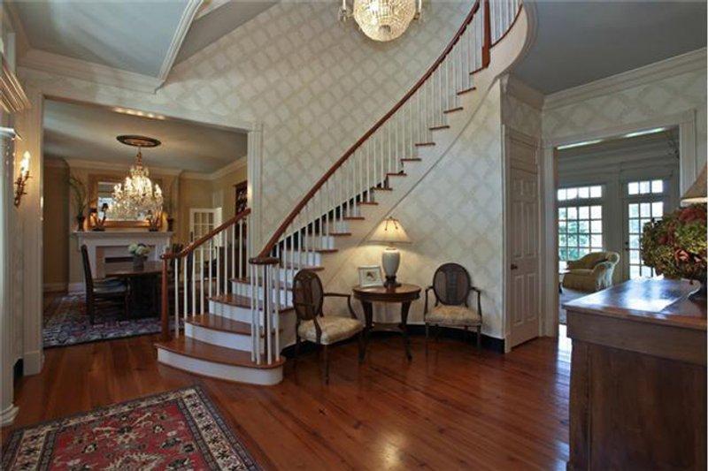 Classical Interior - Entry Plan #137-311 - Houseplans.com