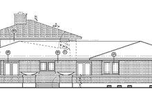 Prairie Exterior - Other Elevation Plan #72-179