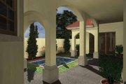 Mediterranean Style House Plan - 3 Beds 3 Baths 1892 Sq/Ft Plan #930-432