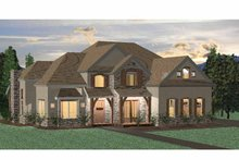 House Plan Design - Country Exterior - Front Elevation Plan #937-9