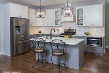 House Plan Design - Farmhouse Interior - Kitchen Plan #929-1044