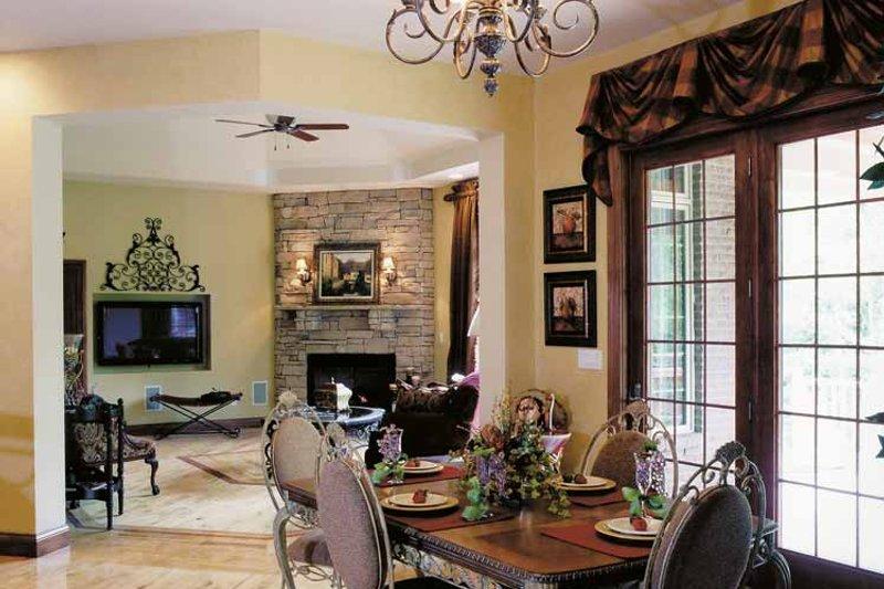 Country Interior - Kitchen Plan #46-740 - Houseplans.com