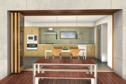 Modern Style House Plan - 2 Beds 2 Baths 2032 Sq/Ft Plan #497-22 Interior - Other