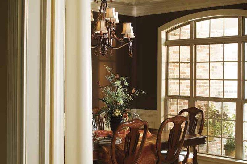 Ranch Interior - Dining Room Plan #929-601 - Houseplans.com