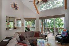 Craftsman Interior - Family Room Plan #929-407