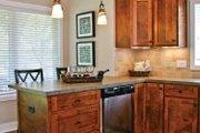 Craftsman Style House Plan - 2 Beds 2.5 Baths 2448 Sq/Ft Plan #928-196 Interior - Kitchen