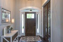 Craftsman Interior - Entry Plan #929-949