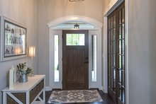 Home Plan - Craftsman Interior - Entry Plan #929-949