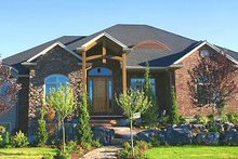 Dream House Plan - European Exterior - Other Elevation Plan #5-229