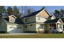 House Plan Design - Craftsman Exterior - Front Elevation Plan #939-1