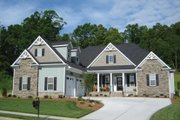 Country Style House Plan - 3 Beds 2.5 Baths 2395 Sq/Ft Plan #927-129
