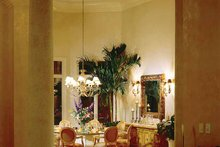Dream House Plan - Mediterranean Interior - Dining Room Plan #930-320