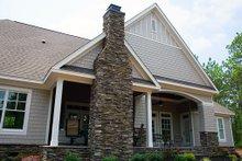 House Plan Design - Craftsman Exterior - Rear Elevation Plan #929-24