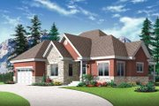 Country Style House Plan - 1 Beds 1.5 Baths 1686 Sq/Ft Plan #23-2527